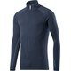 """Houdini M's Wooler Halfzip Sweater Blue Illusion/Blue"""